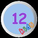 Visual Memory Game- 12sec Kids icon
