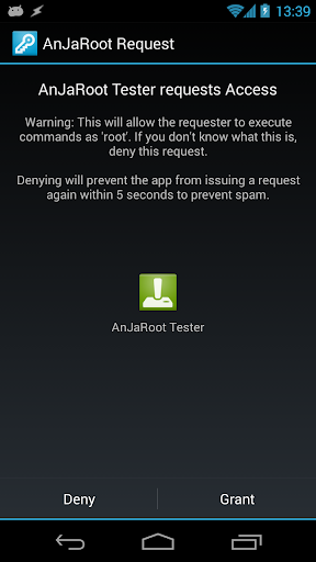 玩工具App|AnJaRoot Tester免費|APP試玩