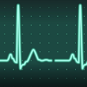 Heartbeat Monitor Wallpaper logo