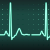 Heartbeat Monitor Wallpaper