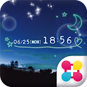 Night Sky Wallpaper Theme icon