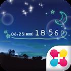 Night Sky [+]HOME Theme icon