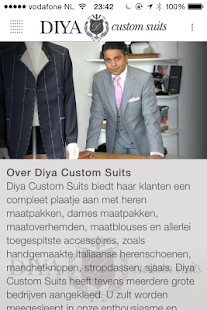 Custom Suits / DIYA- screenshot thumbnail