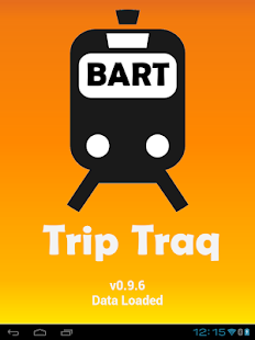 Trip Traq BART - screenshot thumbnail