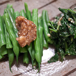 Walnut Miso Paste For Cooked Vegetables