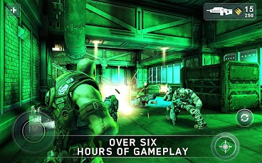 Android hra   ShadowGun   hd hry akcni hry