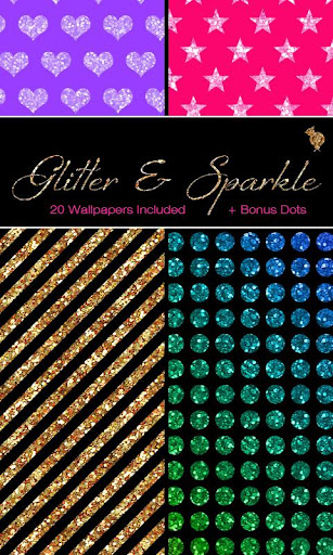 Glitter Sparkle Wallpapers