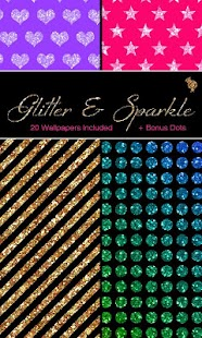 Glitter & Sparkle Wallpapers- screenshot thumbnail
