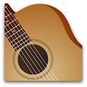 RockOut Acoustic Pro Guitar logo