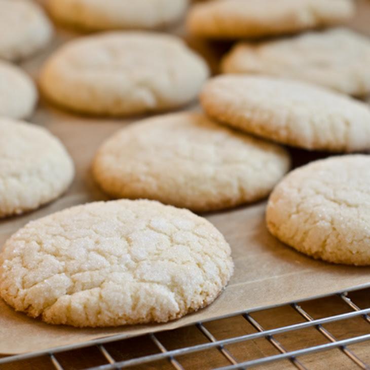Crave-Worthy Sugar Cookies
