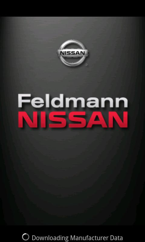 Feldmann Nissan DealerApp - screenshot