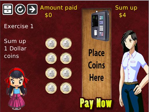 Singapore Coin Game