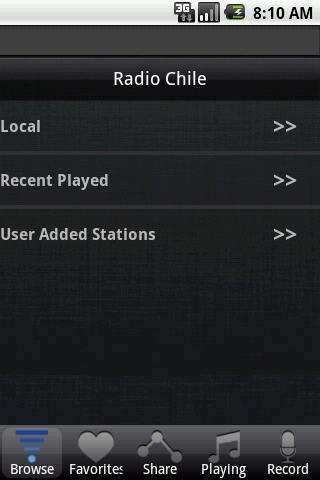 智利廣播電台