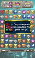 Screenshot of Jewel Magic Challenge