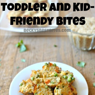 Chicken Quinoa Toddler and Kid-Friendly Bites