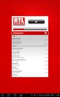 Screenshot of RTL RADIO