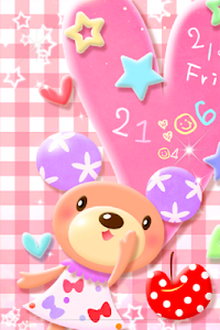 Bear Pastel.LWP Trial screenshot 0