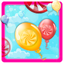 Tap Balloons Candy Pop icon
