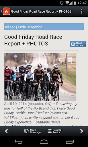 Cycling News - Sportfusion