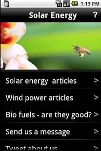 Create Green Energy