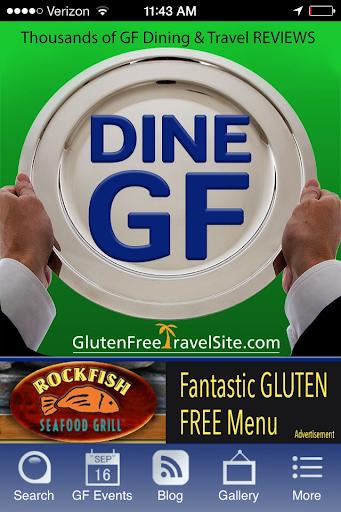 Dine Gluten Free