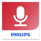 Philips voice recorder icon