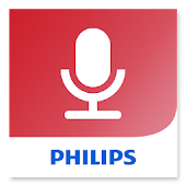 Philips voice recorder