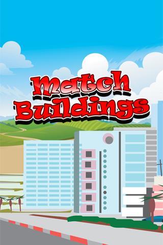 Preschool Building Match Games