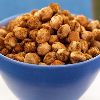 Baked Chickpea Snack Recipes.
