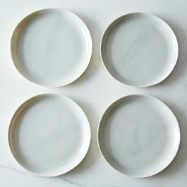 Celadon Salad Plates (Set of 4)