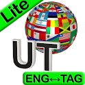 Eng-Tagalog Translator Lite icon