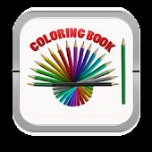 keys Coloring Book