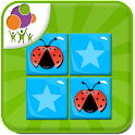 Kids Memory Game Plus logo