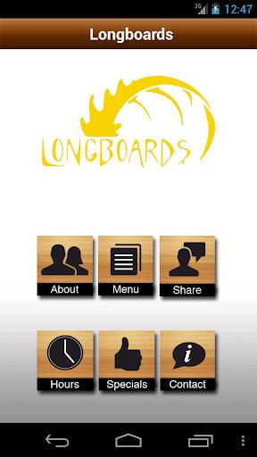 Longboards Tiki Bar-Grill