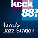 Jazz 88.3 KCCK logo