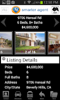 Screenshot of Real Estate by Smarter Agent