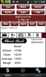 myUsedCars - screenshot thumbnail
