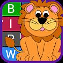 Alphabet for kids Free icon
