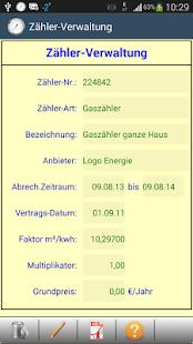 HB-Verbrauchszähler - screenshot thumbnail