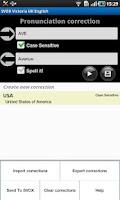 Screenshot of SVOX Finnish Satu Voice