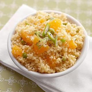 Couscous with Orange.