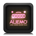 카카오톡테마 : ALIEMO(에일리모)러블리테마 logo