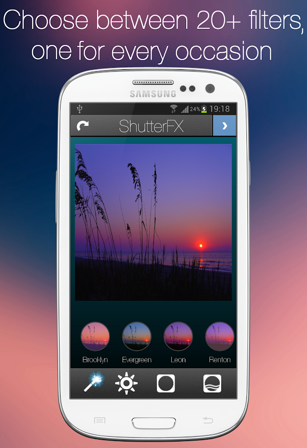 ShutterFX- screenshot