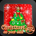 Christmas on your desk AR logo