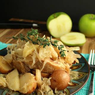 Pork Chops Sauerkraut Crock Pot Recipes.