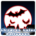 Children Color Halloween Free icon