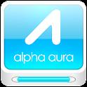 Alpha Aura (Apex Launcher) icon