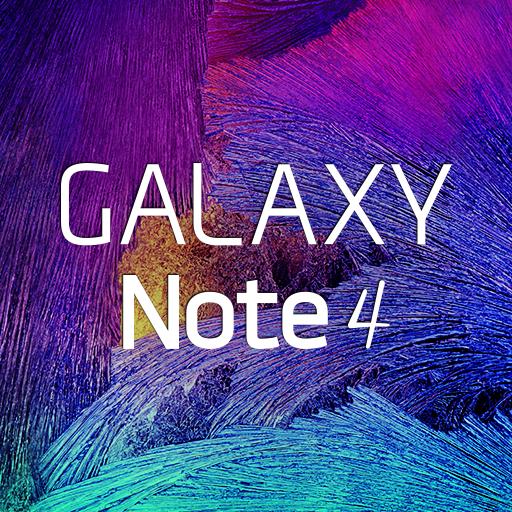 GALAXY Note 4 Expérience 生活 App LOGO-硬是要APP