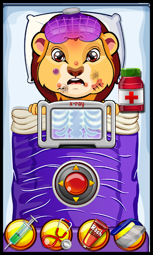 Virtual Pet Hospital Doctor