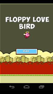 Floppy Love Bird